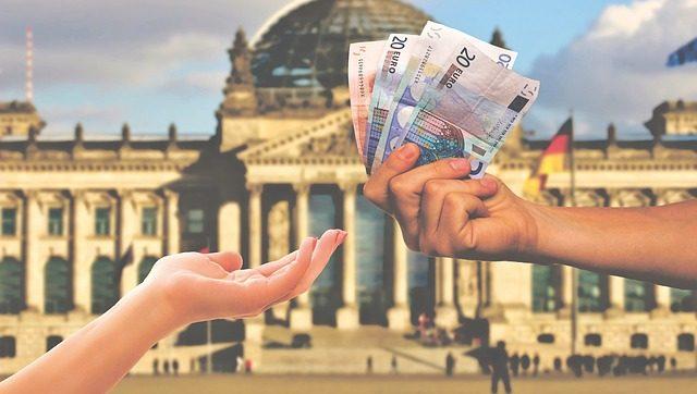 benefity prace v nemecku